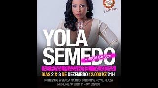 SHOW DO MÊS YOLA SEMEDO DIA 2