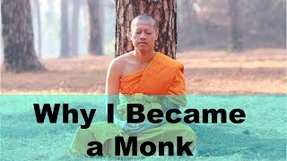WHY I LEFT EVER¥THING TO BECOME A BUDDHIST MONK   Wat Phra Dhammakaya