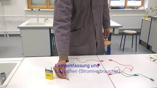 Stromkreis bauen