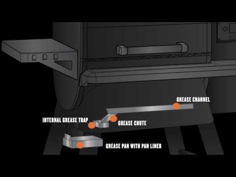 Timberline Maintenance: Creosote and Grease Removal   Traeger Grills