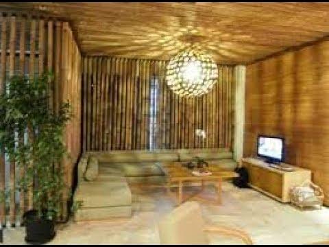 Desain  Cafe Dari  Bambu  unik Dan Cantik YouTube