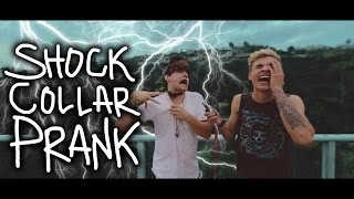 Shock Collar Prank