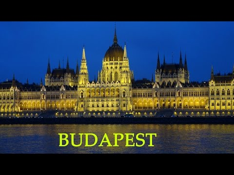 Budapest in Hungary Travel Video: Magyarország - discover Hungarian capital tourism Hongrie Ungarn