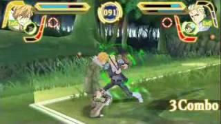 Katekyoo Hitman Reborn! Kizuna no Tag Battle Gameplay trailer 2