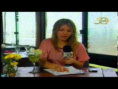 Sixto Paz en television - Uruguay (1)