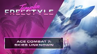 Battle Royale in Ace Combat 7: Skies Unknown! (Multiplayer) | Templin Freestyle