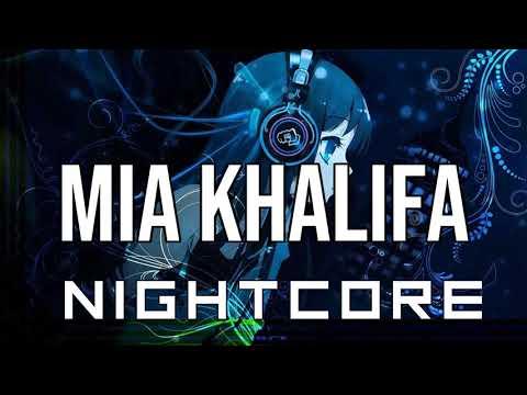 (NIGHTCORE) Mia Khalifa - iLOVEFRiDAY