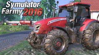 Symulator Farmy 2016 #1 - Prezentacja gry | gameplay pl