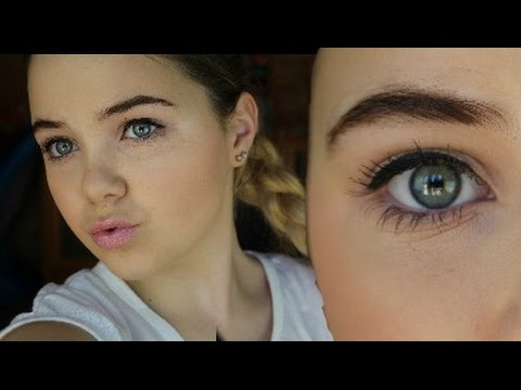 everyday makeup tutorial for teenagers  shanice slatter