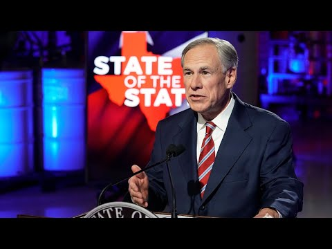 Texas Gov. Abbott Delivers Address On Power Outages | NBC News
