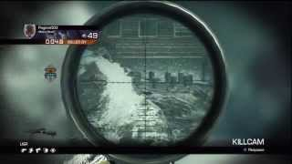 CoD: Ghosts - Ridiculous Stupid Death Montage! (Death From Nothing, 720 Knives and More!)