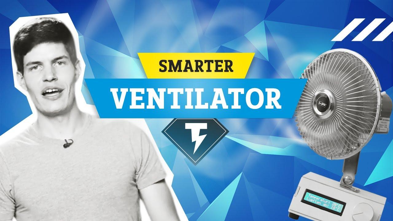 Smarter Ventilator | Conrad TechnikHelden