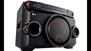 ОБЗОР музыкальный центр XBoom LG OM4560