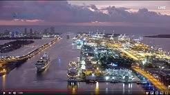 🔴 LIVE Port of Miami Cam