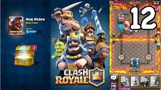 Clash Royale - I GOT HOG RIDER!