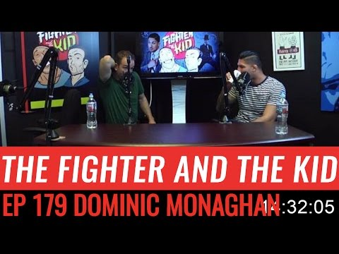 The Fighter and the Kid - Episode 179: Dominic Monaghan