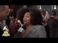 Capture de la vidéo Jill Scott | Red Carpet | 59Th Grammys