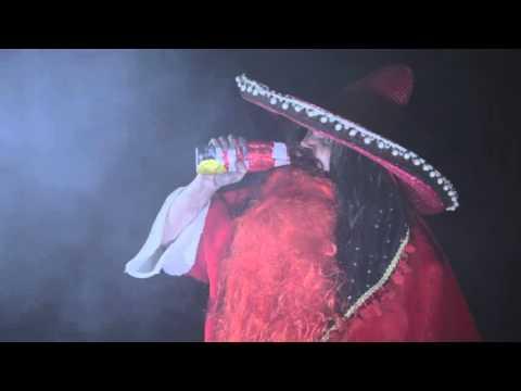 3. Creepy Chiristmas Market 2015 - Wer ist Santos?