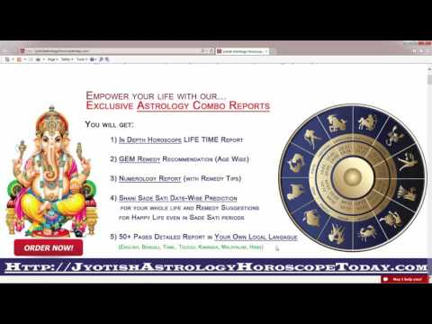 match making horoscope free