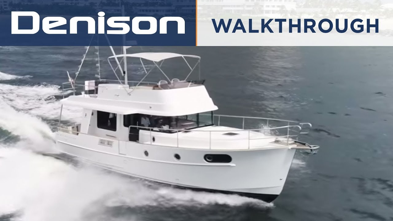 Beneteau Swift Trawler ST44 [Walkthrough]