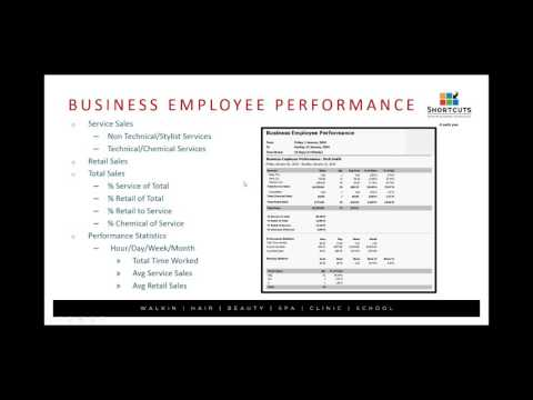 Shortcuts Software Webinars: Managing Employee Performance