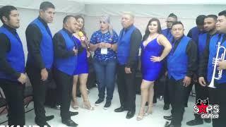 La Internacional Sonora Skandalo en La Feria De los Chicahuales 2018 (Jesús María, Aguascalientes)