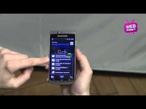 Sony Ericsson Xperia Arc S - recenzja, Mobzilla odc. 61