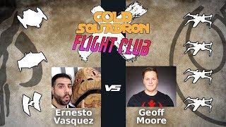 Round 1 - Gold Squadron Flight Club - Los Angeles 2019