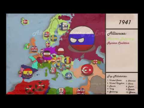 Alternative history of Europe 12: Reunification
