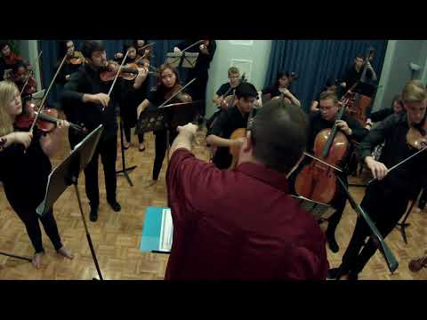 Heartland Chamber Music Festival Camerata Orchestra   Simple Symphony   live at Kansas Public Radio
