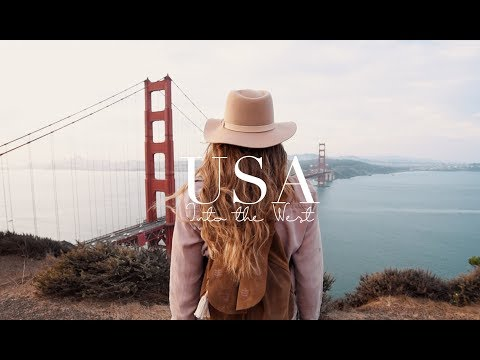 ROAD-TRIP USA | Into the West