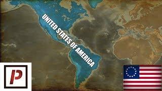 EU4 - Timelapse - United States of America