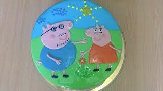 Торт Свинка Пепа 2 (Peppa Pig Pie)