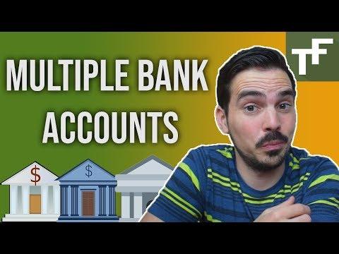 Bank Accounts You