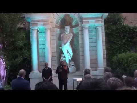 Rolls Royce Reception for Isaac Julien  @ Venice Biennale 2015 www.facades-online.com