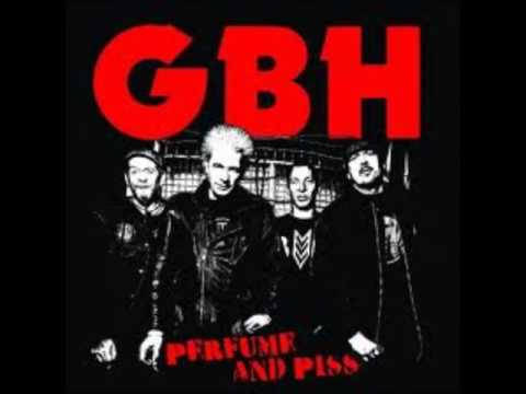 Charged GBH - Perfume & Piss (Full Album 2010)