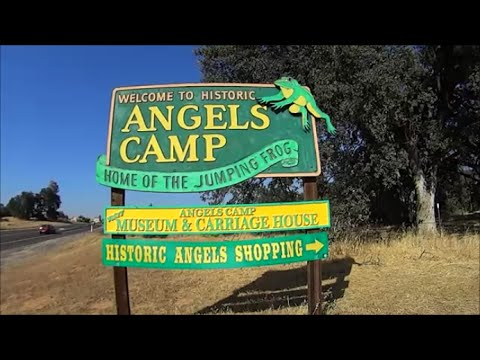 Angel's Camp Walkabout    August 2016