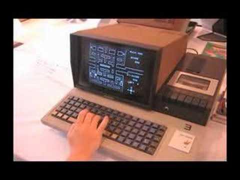 MZ-80K2 PACKMAN