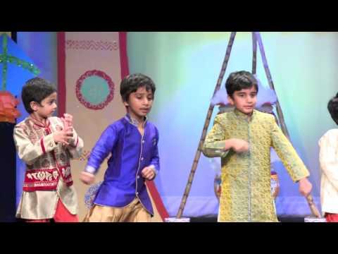 TAM Sankranthi Celebrations 2017 - Vacchindi Kada Avakasam - Kids Dance