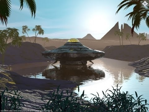 UFO Alien Sightings 2016. UFO Fleet filmed by Meteorologists in California