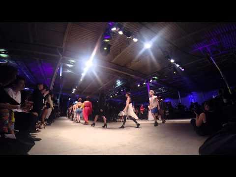 The Pin Fashion show 2014 in Dallas, TX