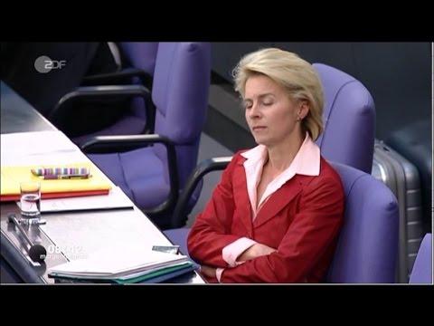 Ursula von der Leyen: Plagiats-Vorwürfe wohl eindeutig!
