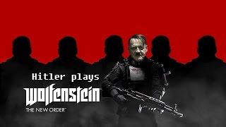 Hitler plays Wolfenstein: The New Order