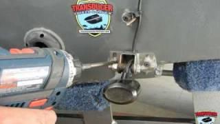 Transducer Shield & Saver - Spring Back Bracket Installation Video