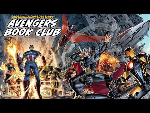 Avengers by Hickman Book Club, Week 3: Avengers #24-34 & New Avengers #13-23