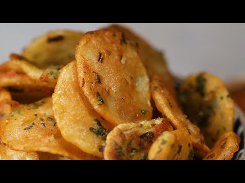Fried Street Food In Kenya • Tasty