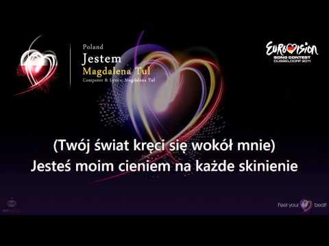 "Magdalena Tul - ""Jestem"" (Poland) - [Karaoke version]"