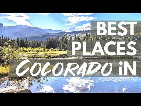 10 Best Travel Destinations in Colorado USA