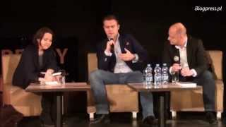 """""""Nietykalni"""" - premiera książki Piotra Nisztora i Wojciecha Dudzińskiego(27.11.2014)"""