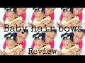 Baby Girls Hair Bows Tie Hair Clips